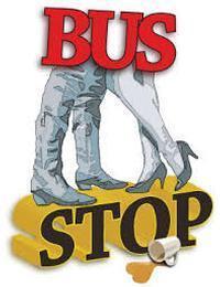 Bus Stop in Oklahoma