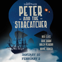 Peter and the Starcatcher in Central Virginia