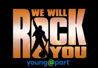 We Will Rock You Young @ Part in Philadelphia