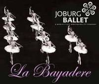La Bayadere in South Africa