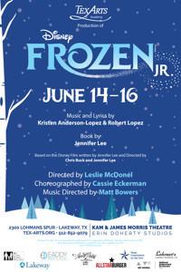 Frozen, Jr. in Austin