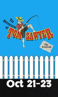 The Adventures of Tom Sawyer in Boise Logo