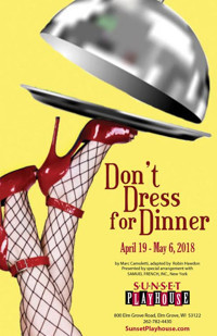 DON?T DRESS FOR DINNER in Broadway
