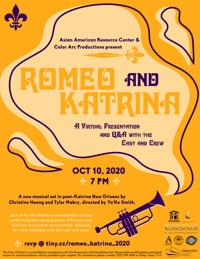 Romeo And Katrina: A Musical Presented Virtually in Austin