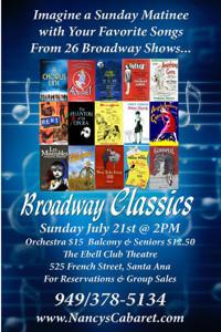 Broadway Classics in Broadway