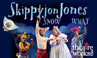 Skippyjon Jones Snow What in Philadelphia