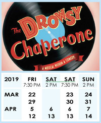 The Drowsy Chaperone in Off-Off-Broadway