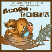 Acorn and Robin in Broadway