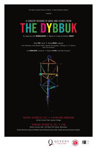 The Dybbuk in Off-Off-Broadway
