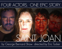 Saint Joan in Houston