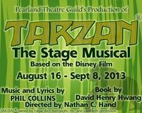 Tarzan the Stage Musical in Houston