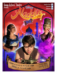 Disney's Aladdin Jr. in San Diego