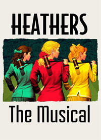 HEATHERS: THE MUSICAL in Broadway