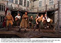 Hamlet - Globe to Globe in Sweden