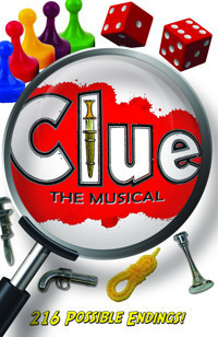 Clue The Musical in Broadway