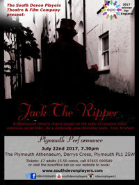 Jack the Ripper (Plymouth steampunk theatre show) in UK Regional