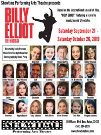 BILLY ELLIOT The Musical in Fort Lauderdale