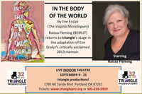 In The Body of the World in Portland