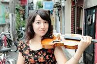 Ami Oike Violin Recital in Japan