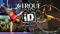 Cirque Éloize iD in Long Island