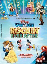 Disney On Ice Rockin' Ever After in Qatar