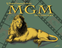 MGM in Concert, A Golden Era Musical Revue in Los Angeles
