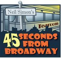 45 Seconds from Broadway by Neil Simon in Dayton
