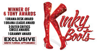 Kinky Boots in Fort Lauderdale
