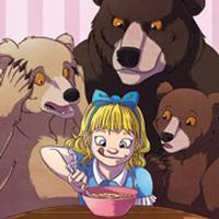 Goldilocks and the Three Bears - Live Children's Theatre in New Jersey