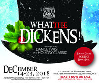 What The Dickens! in Broadway