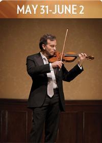 Schubert's Ninth and Gil Shaham in Kansas City