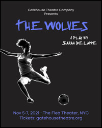 The Wolves in Off-Off-Broadway