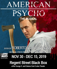 American Psycho in Salt Lake City
