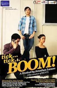 Tick, Tick� Boom! in Broadway