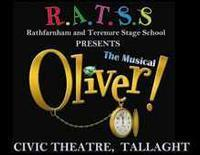 Oliver The Musical in Ireland