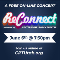 Reconnect Virtual Concert in SALT LAKE CITY