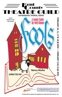 Neil Simon's Fools in Broadway