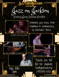 Jazz on Jackson in Nashville
