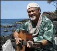 Cyril Pahinui in Hawaii