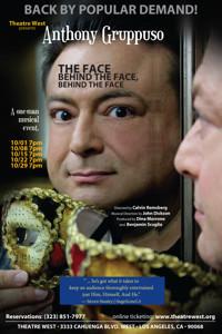 THE FACE, Behind The Face, behind the face in Broadway
