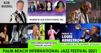 Palm Beach International Jazz Festival 2021 in Fort Lauderdale