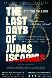 The Last Days of Judas Iscariot in Broadway