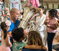 The Metropolitan Orchestra Tubby The Tuba Children's Concert in Australia - Sydney