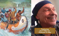 VOYAGEURS: Indigenous People, the Fur Trade & Early Chicago (Virtual Chautauqua Performance) in South Carolina