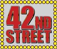 42nd Street in Broadway