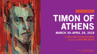 Timon of Athens in Broadway