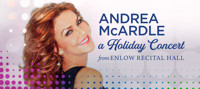 Andrea McArdle: A Holiday Concert from Enlow Recital Hall in New Jersey
