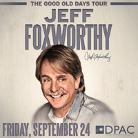 Jeff Foxworthy in Raleigh