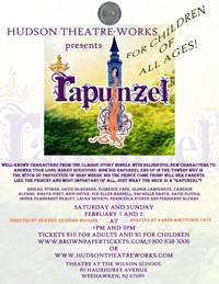 Rapunzel in New Jersey