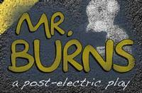 Mr. Burns: a post-electric play in St. Petersburg